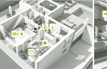 Installazione impianti elettrici civili, domotica, antintrusione, videosorveglianza